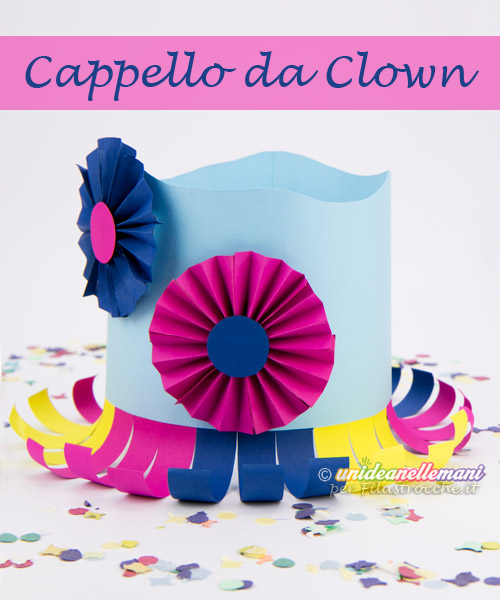 cappello da clown