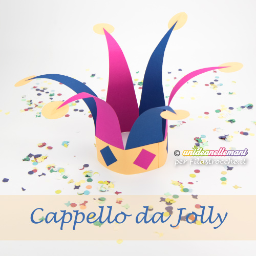 cappello da jolly