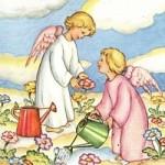 Nel Giardino degli Angeli