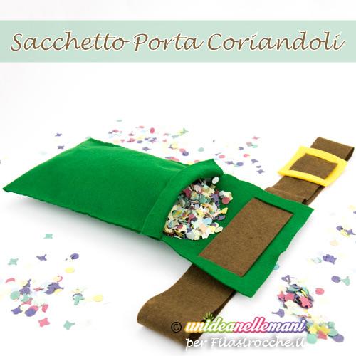 prezzo di fabbrica design senza tempo la scelta migliore Carnevale fai da te per bambini: creiamo il sacchetto porta ...