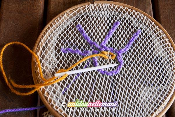 attività per bambini con la lana 7