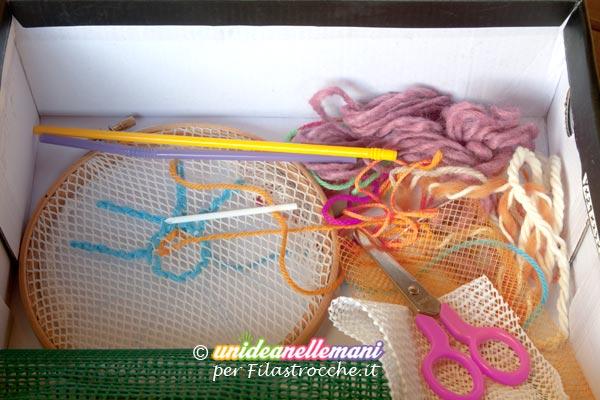 attività per bambini con la lana 8