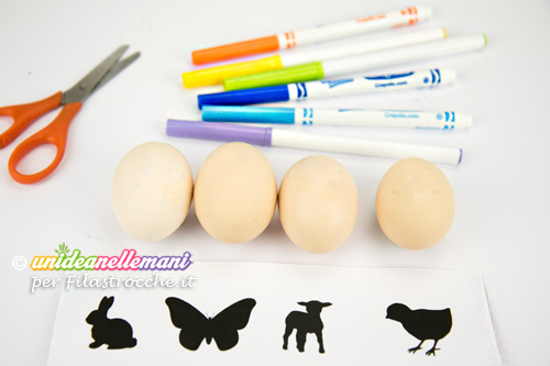 uova-di-pasqua-decorate-occorrente