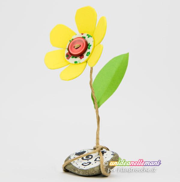 Festa-della-Mamma-fermacarte-fiore