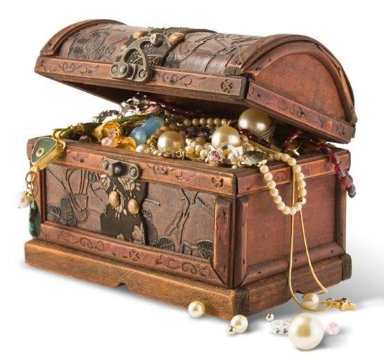 Caccia al tesoro in casa - Indovinelli