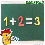 Numeri di Bicarbonato: imparare divertendosi
