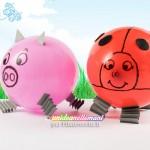 Come realizzare animali con i palloncini