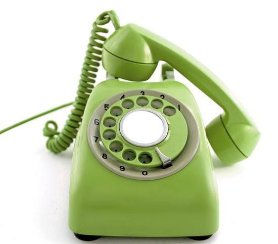 Per un ditino nel telefono