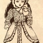 La bambola elegante