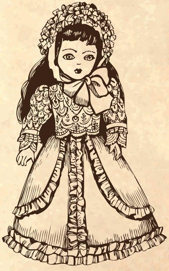 La bambola della nonna
