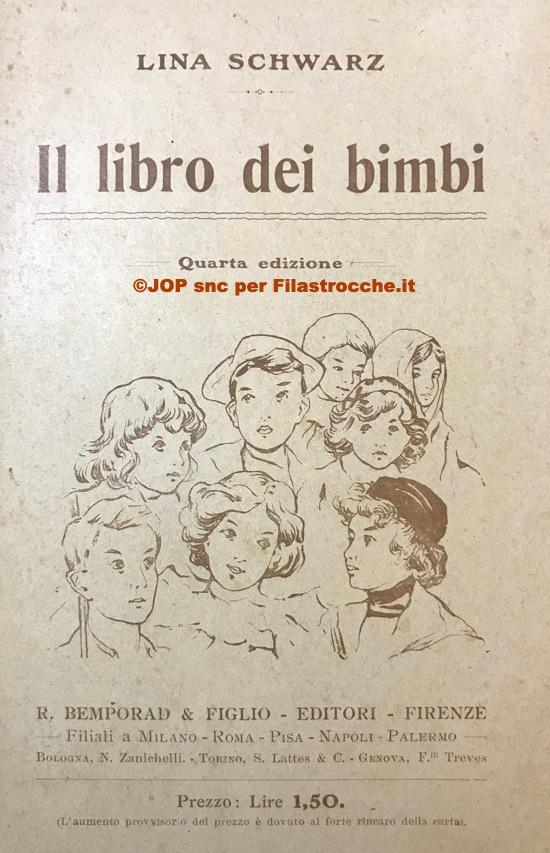 Il Libro dei Bimbi di Lina Schwarz