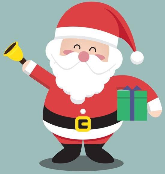 Dove sta Babbo Natale?