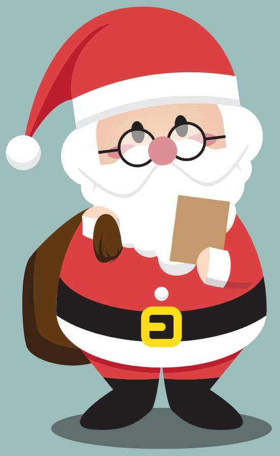 Immagini Santa Claus Natale.Santa Claus Is Coming To Town Le Canzoni Di Natale In