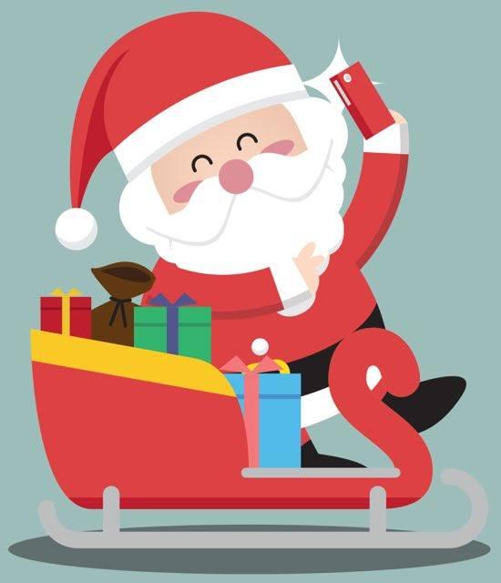 Filastrocca Di Babbo Natale.Filastrocca Di Babbo Natale Di Michele Ottone I Testi Di Filastrocche