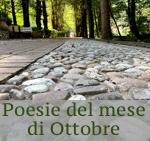 Poesie del Mese di Ottobre