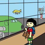 Yan e il suo viaggio al contrario
