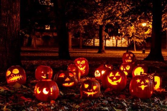 Halloween Warning