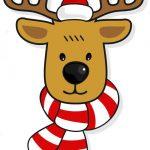 Babbo Natale e la renna