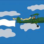 L'aeroplano di Capodanno (Gianni Rodari)