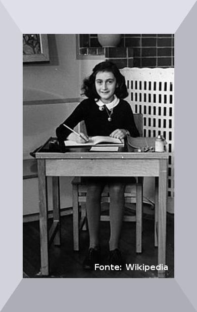 Dal Diario di Anna Frank
