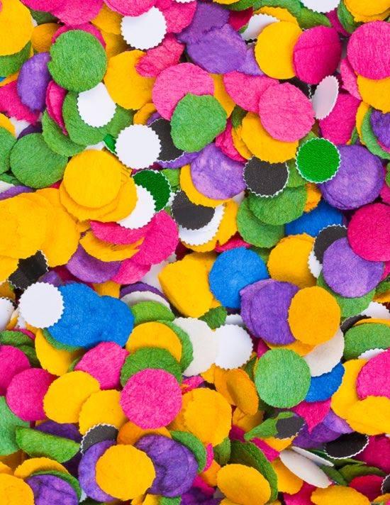 Carnevale colorato
