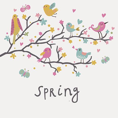 Le note della Primavera