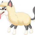 La pecorella e il lupo