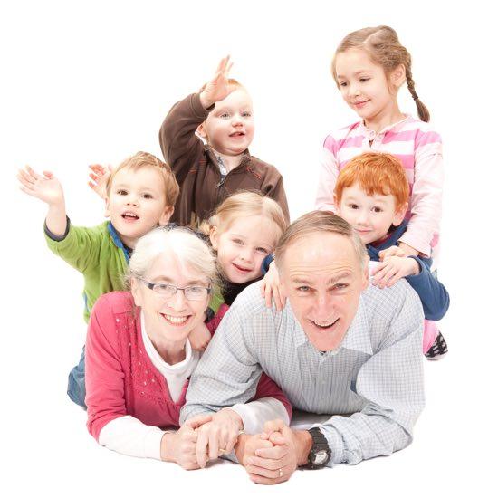 nonni sono esseri speciali