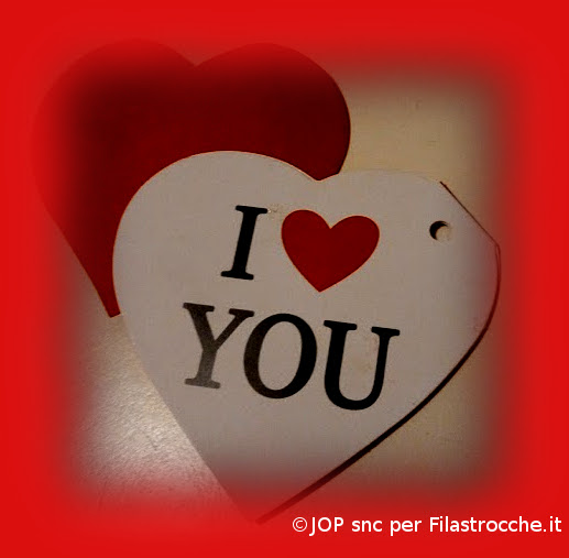 Valentines Say I Love You