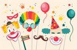 Accessori fai da te per Costumi di Carnevale