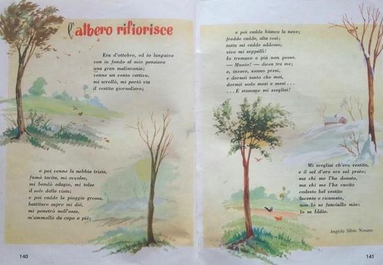 Dialogo del fanciullo e dell'albero fiorito