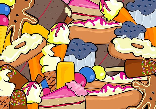 La casa di gelato