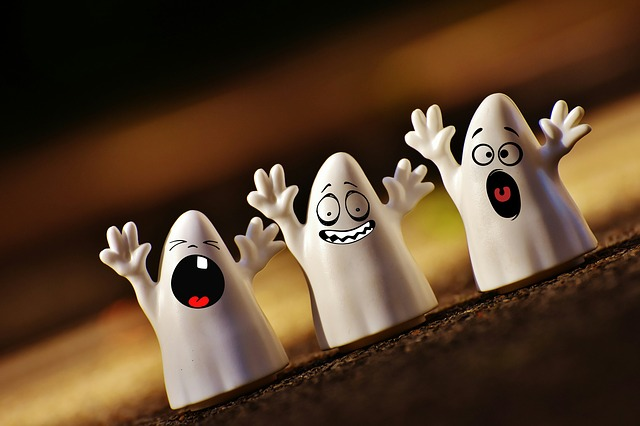 Il fantasma vanitoso