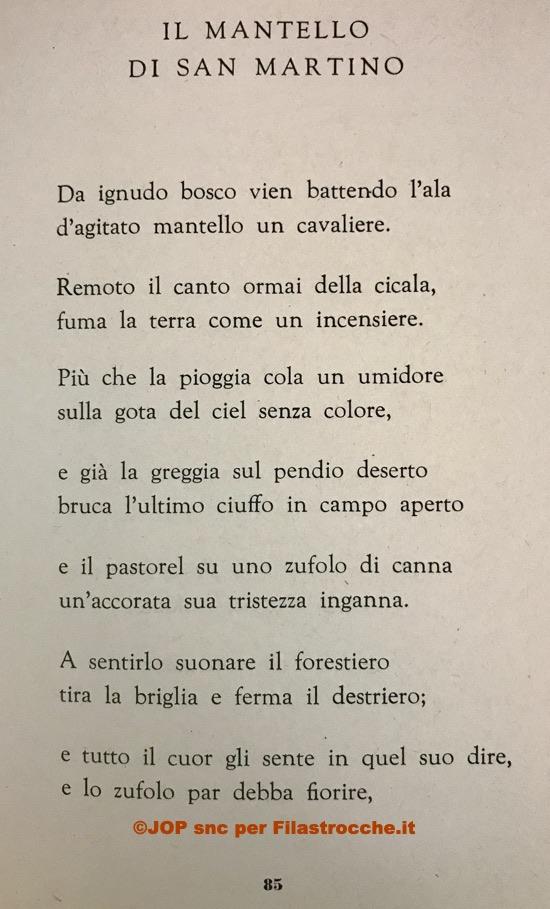 mantello di San Martino