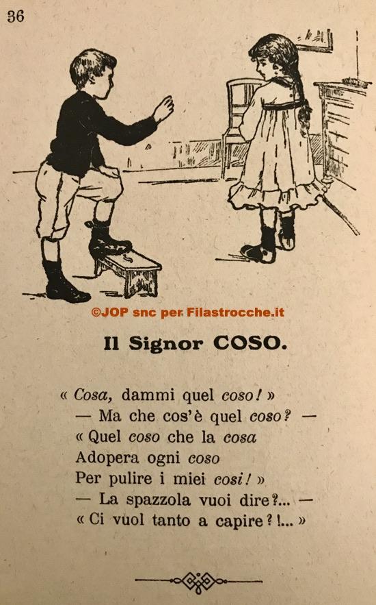 Signor COSO