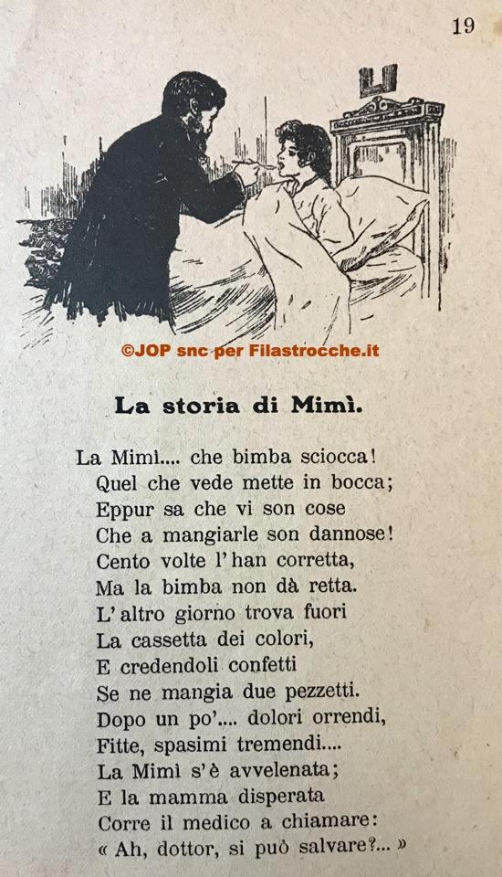 storia di Mimì