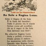 Re Sole e Regina Luna