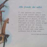 Alle fronde dei salici