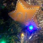 Calendario dell'Avvento: Palline di Natale da appendere all'Albero