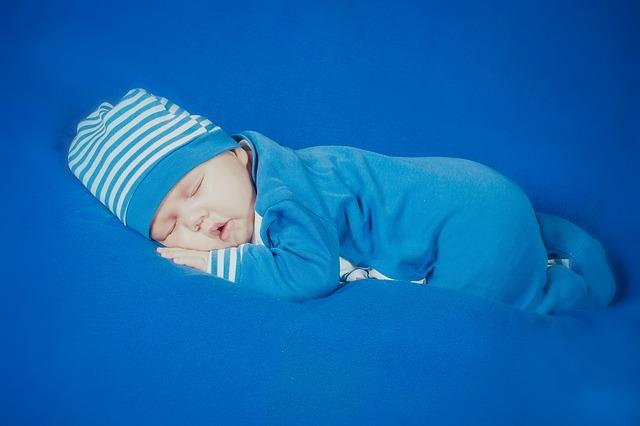 Il sonno di un bambino