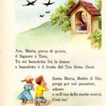 Ave Maria – La preghiera della vergine