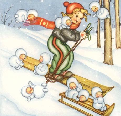Fiocchetti di neve