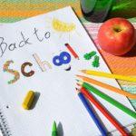 Filastrocca del rientro a scuola