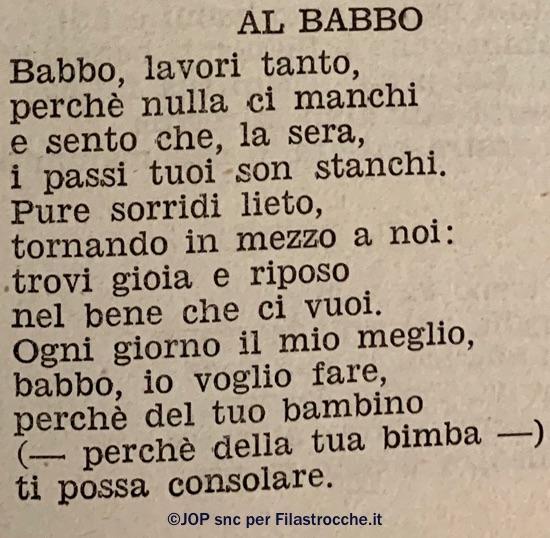 Al babbo