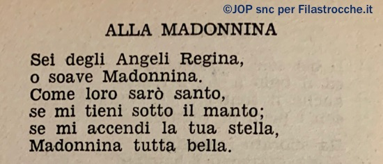 Alla Madonnina