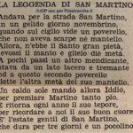 La leggenda di San Martino