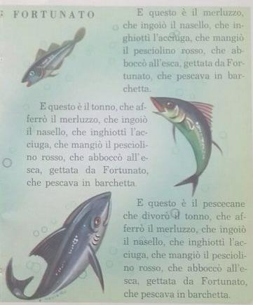 La pesca di Fortunato