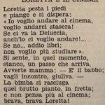Loretta e il cinema