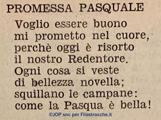 Promessa Pasquale