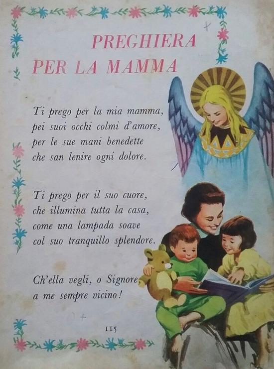 Preghiera per la mamma